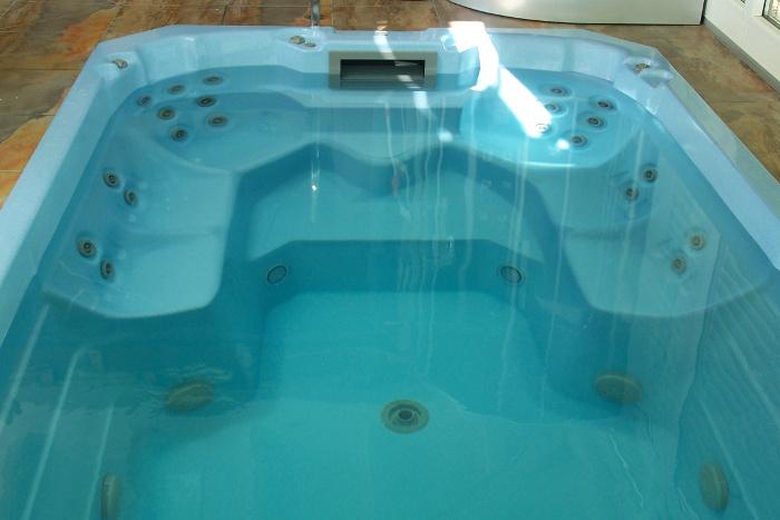 Bau eines eigenen Swimmingpools
