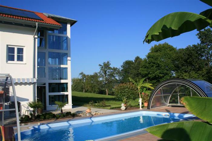 Ein Swimmingpool von Bogmann