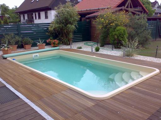 Ein Swimmingpool-Komplettsystem vom Spezialisten